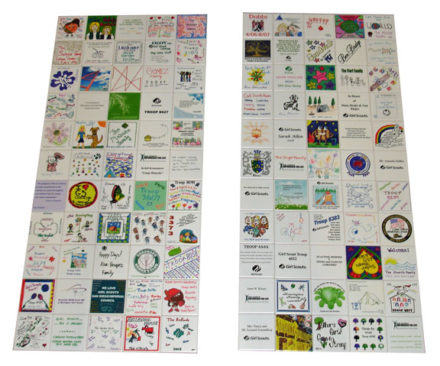 Girl Scouts EXPRESSIONART sides