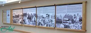 Methodist Hospital History Timeline by RecognitionArt